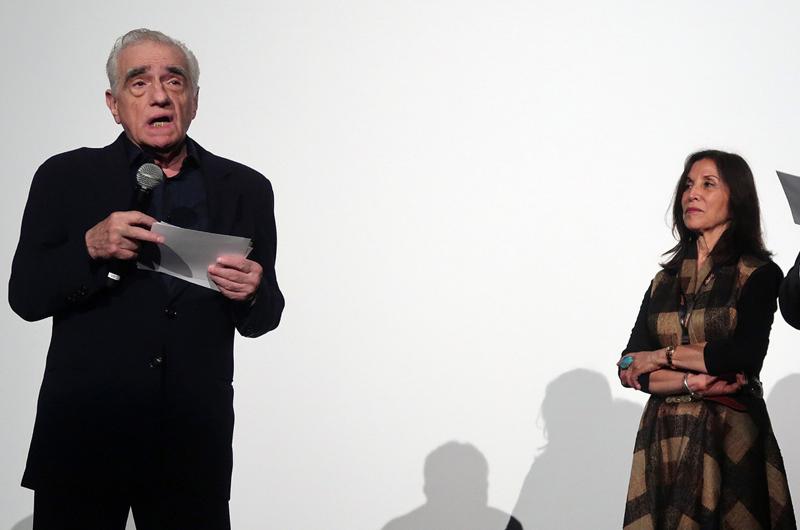 """Scorsese presenta en Cannes nueva copia de clásico mexicano """"Enamorada"""""""