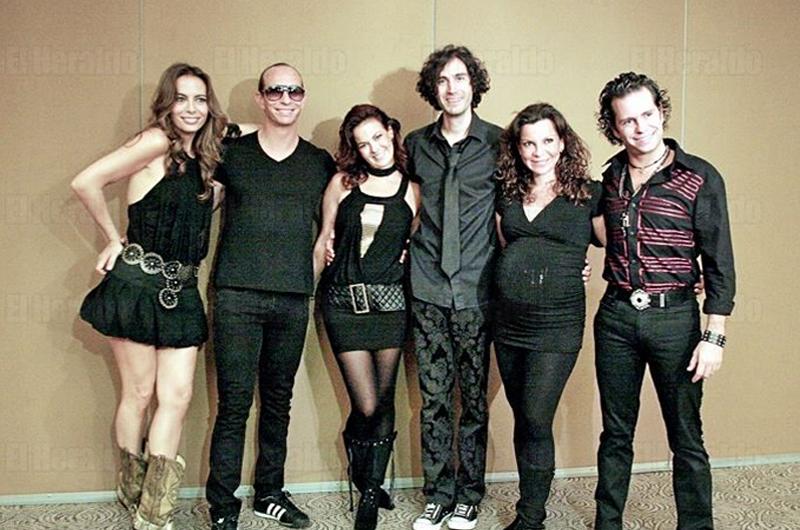 """Timbiriche prende a su público en el Zócalo con su tour """"Juntos"""""""