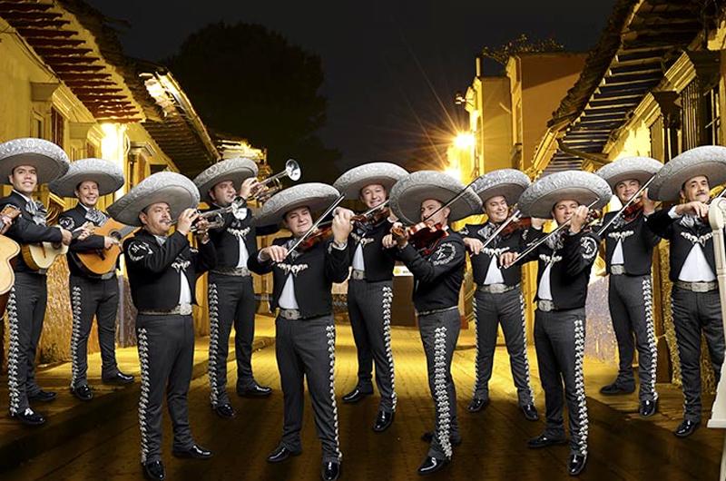 La música del mariachi está presente en casi todos los países de Europa