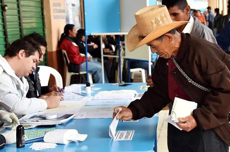 Jornada histórica la consulta en Guatemala