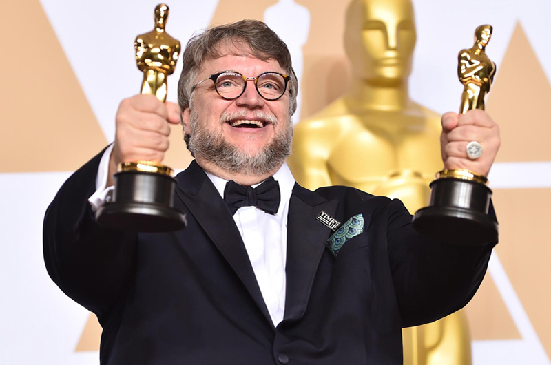 Guillermo del Toro será reconocido con la Diosa de Plata Especial