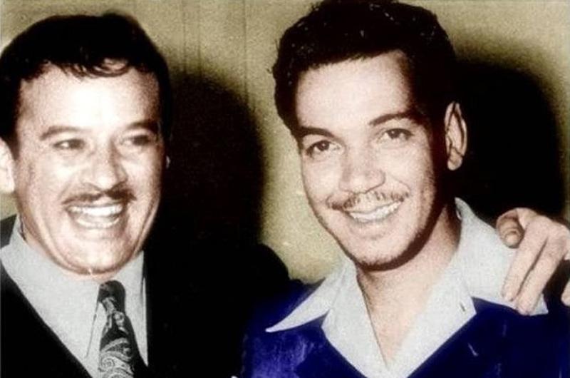 El Santo, Pedro Infante y Cantinflas estelarizan Una ofrenda de película