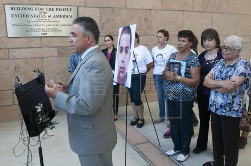 Inicia en Texas juicio contra mexicano acusado de homicidio de agente