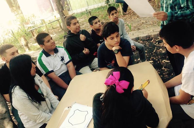 Constata embajador de Guatemala atención a niños migrantes en Tijuana