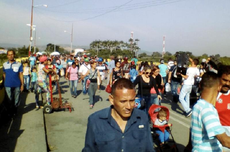 Brasil destina 60 millones de dólares para atender oleada migratoria de venezolanos
